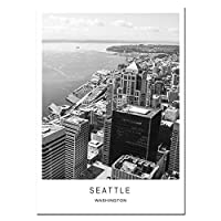世界の都市の風景-DIYハウス大人のための1000個のジグソーパズル家族のパズルのためのパズルセット子供のための脳の挑戦パズル子供大人75x50cm
