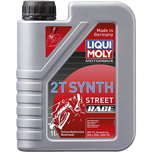 LIQUI MOLY 1505 Motorbike 2T Synth Street Race 1 l