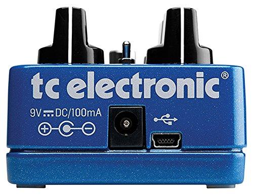 TC Electronic FLASHBACK DELAY AND LOOPER - Pedal de delay, TonePrint