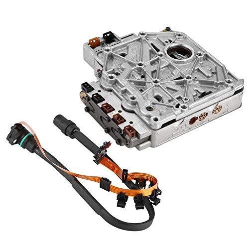 Suuonee Getriebemagnet, Aluminium und ABS-Materialien Getriebeventilgehäuse und Kabel OEM: 01M325283A Passend für MK4-Käfer