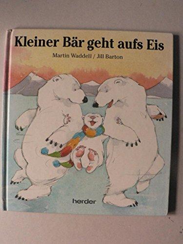 Kleiner Bär geht aufs Eis