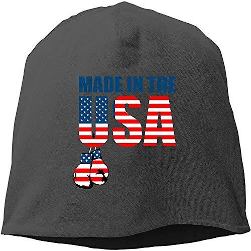 Amerikanische Flagge Design Boxhandschuhe schädel Cap Helm Liner Beanie Cap für männer hip hop Hedging Kopf Hut