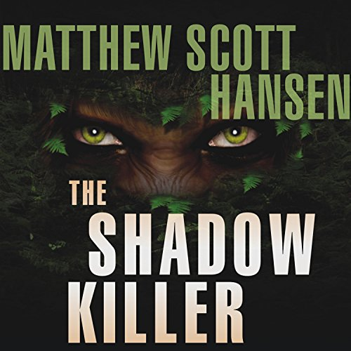 The Shadowkiller audiobook cover art