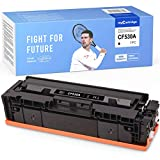 MyCartridge Negro Cartucho de tóner Compatible con HP 205A CF530A para HP Color Laserjet Pro MFP M180 M180N M180NW M181 M181FW M154A M154NW