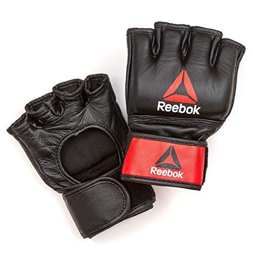 Reebok MMA Guantes de Boxeo, Negro, XL