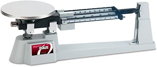 Ohaus – 80000012 Specialty Mechanical Triple Beam Balance, with Stainless Steel..