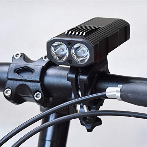 yywl Bike Light Fiets Licht Fietsen Rijden Zaklamp Waterdichte Oplaadbare Bike Koplamp Mtb Fiets Voorlicht Lamp Bike Accessoires