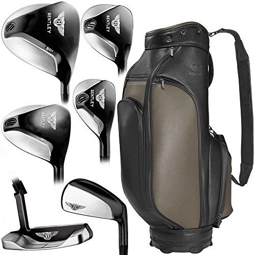 Best Price Bentley Golf Complete Set RH Tour Bag W/Graphite Shaft