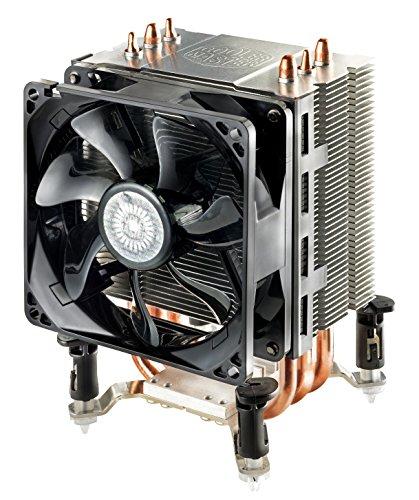 Cooler Master Hyper TX3i Ventola per CPU '3 Heatpipes, 1x Ventola da 92mm PWM , Connettore da 4-Pin' RR-TX3E-22PK-B1