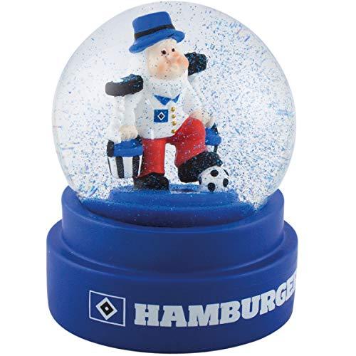 Hamburger SV HSV Schneekugel Glaskugel Weihnachten WASSERTRÄGER