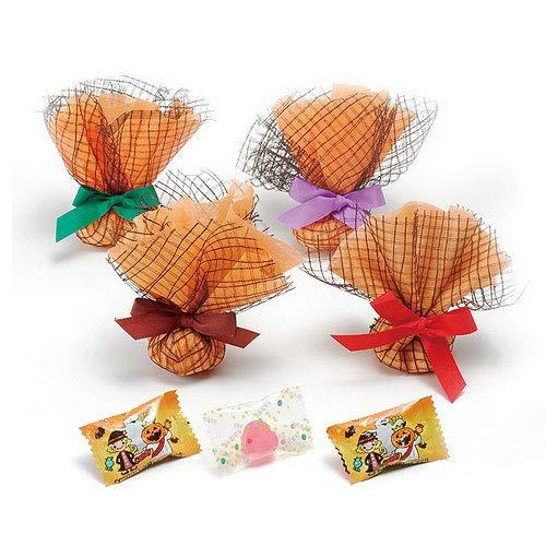 ハロウィン お菓子 プチギフト ばらまき用『ハロウィンボ ード キャンディー』お礼お返し 結婚式 個包装子ども かわいい DCF2102 (10個セット)