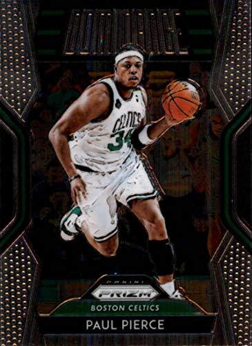 2018-19 Panini Prizm Dominance #3 Paul Pierce Boston Celtics NBA Basketball Trading Card