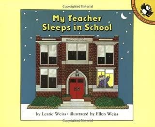 My Teacher Sleeps in School (Picture Puffins)