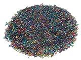 CRYSTAL KING 12000 Pezzi 5 mm Brillantini Colorati Diamanti Decorativi Confezione Grande Brillanti Strass Pietre acriliche Trasparente Cristallo Fai da Te Glitter Pietre Strass