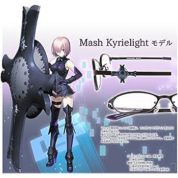 執事眼鏡 eyemirror「Fate/Grand Order」コラボ マシュ・キリエライトモデル【クリアレンズ】
