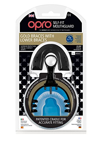 Opro Ortho Gold Mouthguard