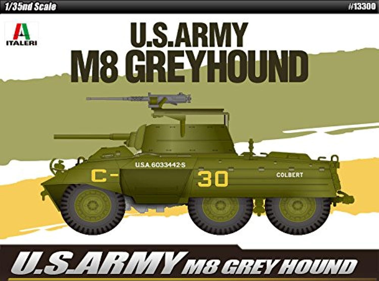 1 35 U.S.ARMY M8 GREYHOUND  13300 ACADEMY HOBBY KITS