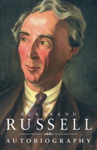 Autobiography Bertrand Russell ed2