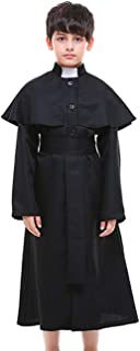 Kids Boys' Priest Choir Minister Robe