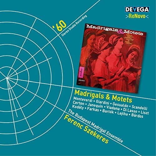 Ferenc Szekeres, The Budapest Madrigal Ensemble