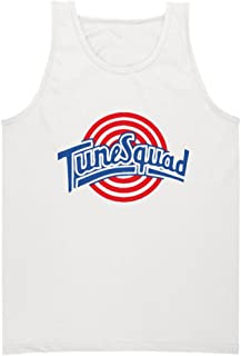 Space Jam Tune Squad White Lola Bunny Jersey Tank TOP