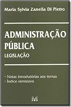 Administração publica - legislação - 1 ed./2000