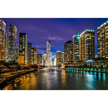 Buffet Dinner Cruise Experience for Two in Chicago - Tinggly Voucher / Gift Card in a Gift Box