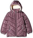 NAME IT Mädchen NMFMUS Puffer Jacket Camp Jacke, Violett (Black Plum Black Plum), (Herstellergröße: 116)