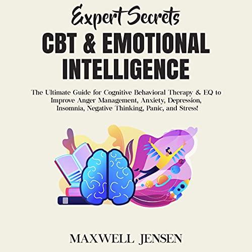Expert Secrets - CBT and Emotional Intelligence cover art