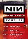 NIN Nine Inch Nails - The Fragile, Tour 1999 »