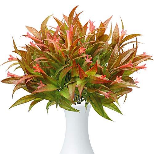 Flores Artificiales Exterior flores artificiales  Marca ZXM