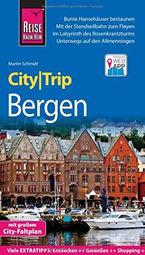 Reise Know-How CityTrip Bergen: Reiseführer mit Stadtplan und kostenloser Web-App