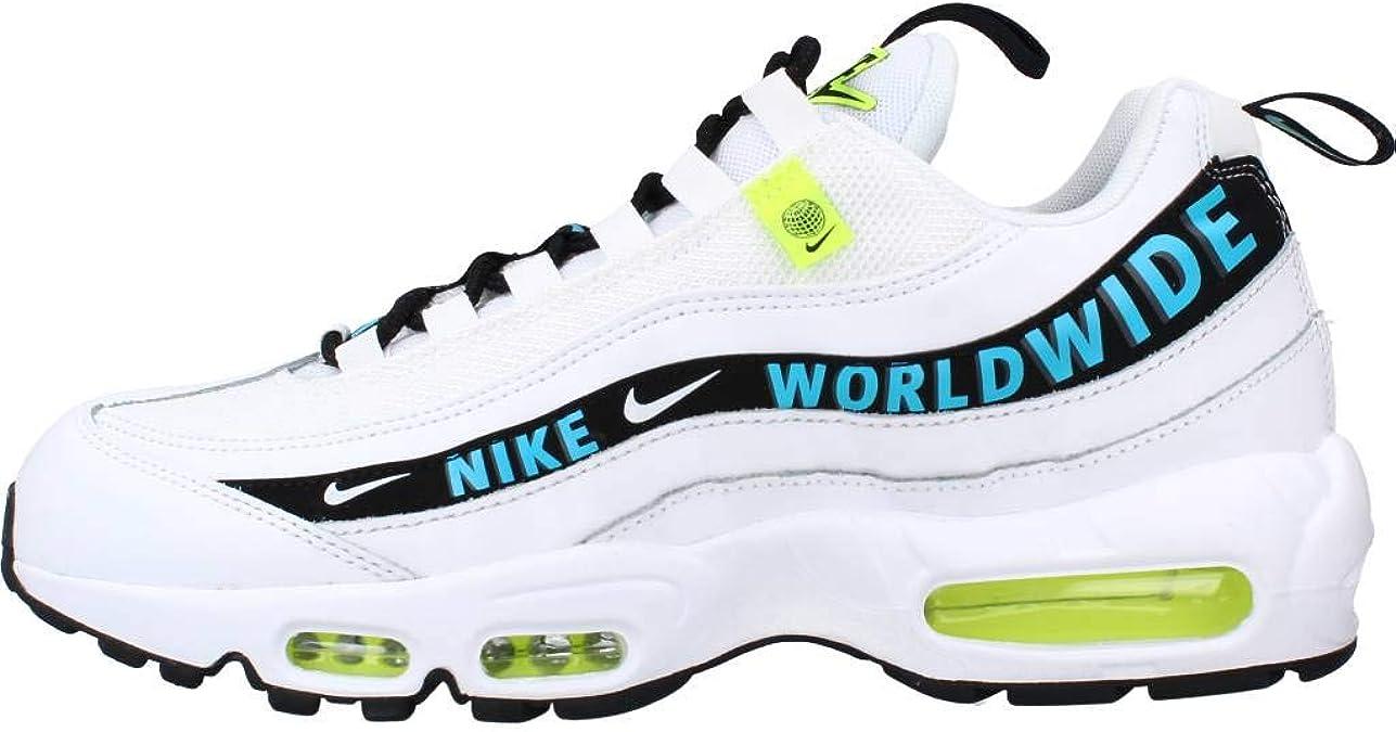 Nike Mens Air Max 95 Se Worldwide Casual Sneakers