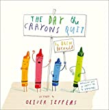children books about happiness: the day the crayons quit