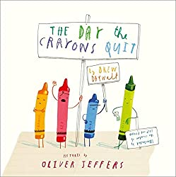 Livre The Day the Crayons Quit