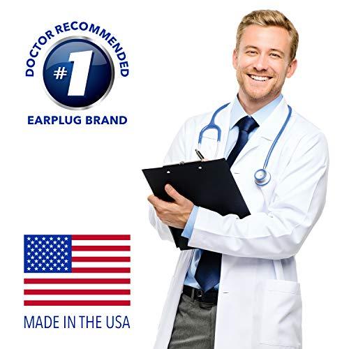 Mack'sPillowMacksPillowSoftシリコン耳栓6ペアNRR22#7透明【正規輸入品】