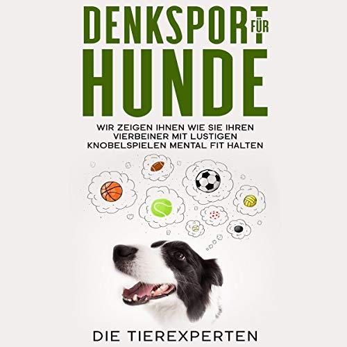Denksport für Hunde Titelbild