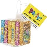 Unique Party Bolsa de 6 Juego de Cartas (74028) , Modelos/colores Surtidos, 1 Unidad