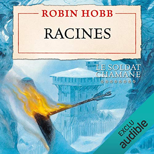 Racines audiobook cover art