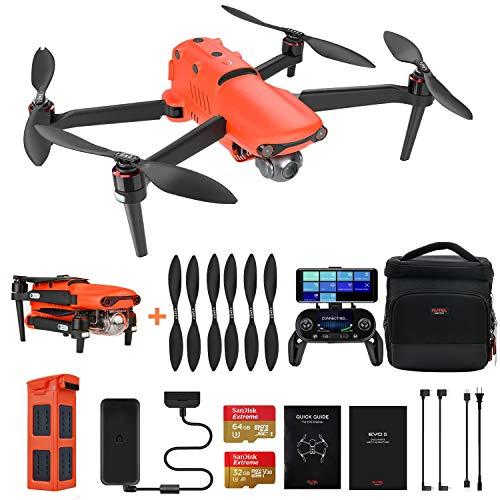 Autel Robotics EVO 2 Drone 8K Camera Foldable Drone Quadcopter (2021 Newest)