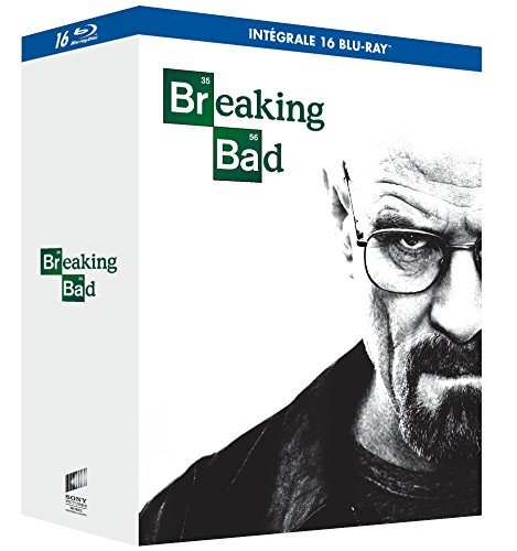 Breaking Bad Integrale Walter White Edition en Blu-Ray