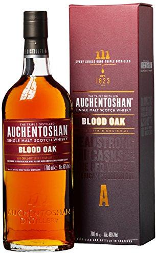Auchentoshan Blood Oak Limited Release 2015 mit Geschenkverpackung Whisky (1 x 0.7 l)