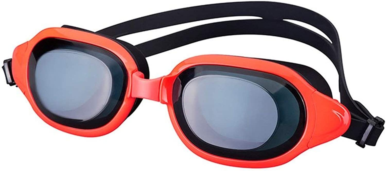 ZAQXSW Schwimmbrille Schwimmbrille Schwimmbrille Mode große Box Männer und Frauen Schwimmbrille HD Anti-Fog-Brille professionell B07QG9N6HZ  Verkauf neuer Produkte 47c4e3