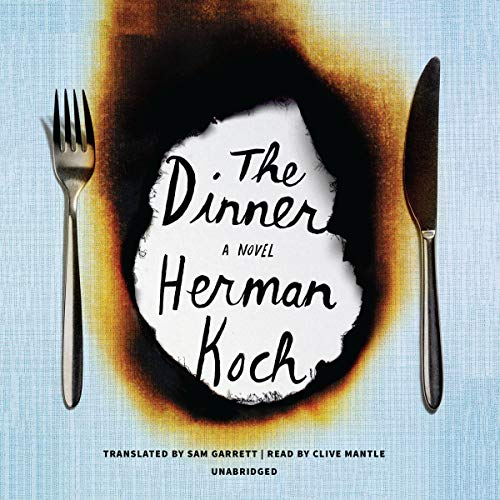 The Dinner cover art