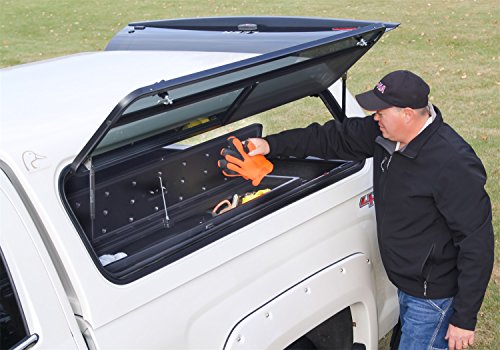 DU-HA 70300 Bed Organizer, Swing Case and Cargo Manager (Full Size Pickup/Various Suvs Humpstor - Truck Bed Exterior Storage/Gun Case Toppers & Caps)