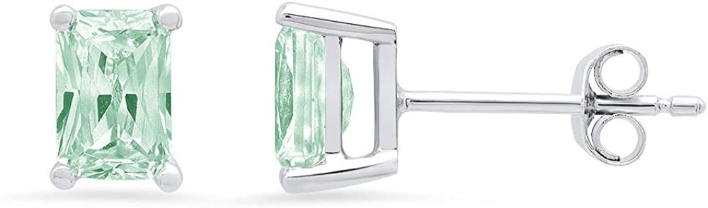 Clara Time sale Pucci 2.0 ct Brilliant Popular shop is the lowest price challenge Emerald VVS1 Flawless Solitaire Cut