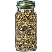 Simply Organic Italian Seasoning, Certified Organic   0.95 oz   Pack of 4
