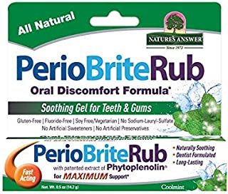 Natures Answer Periorub Topical Rub