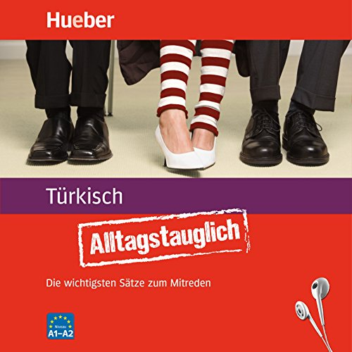 Alltagstauglich Türkisch audiobook cover art