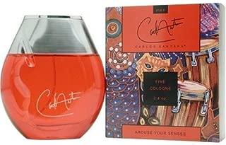 Carlos Santana Cologne Spray for Men, 3.4 Fluid Ounce